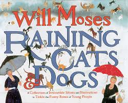will moses christmas cards the of will moses will moses raining cats and dogs