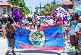 the belize national flag my beautiful belize