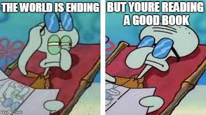 squidward don t care meme generator imgflip