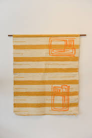 Modern Furniture Tucson by Vintage Gold And Blue Tapestry Tucson Textile Artist Berta Wright