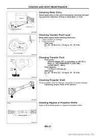 nissan altima coupe water leak nissan patrol 1998 y61 5 g maintenance workshop manual