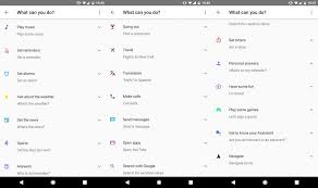google assistant new voice interface with familiar problems