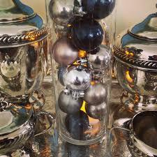 cool centerpiece battery operated tea lights hidden in a vase