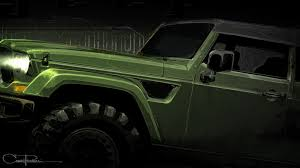 chief jeep wrangler 2017 jeep teases trailcat and other easter safari concepts autoblog