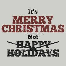 it s merry not happy holidays tis the season