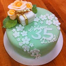 35 wedding anniversary 35th wedding anniversary cakes search and s