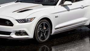 mustang gt cs oxford white 2016 ford mustang gt california special convertible