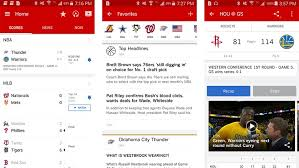 espn app for android 10 best sports news apps for android android authority