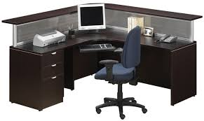 L Shaped Reception Desk Reception Furniture Office Furniture - Office source furniture