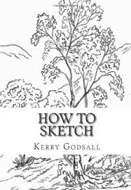 how to sketch an exercise in artwork by kerry godsall http www