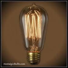 antique light bulbs nostalgic bulbs