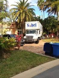 the for nobel lines moving services in miami and atlanta