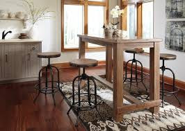pinnadel dining room bar table from ashley d542 12 coleman
