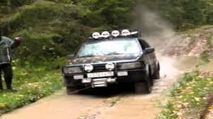opel frontera 1995 opel frontera a off road youtube