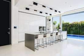 kitchen ceiling designs white kitchen cabinets the perfect backdrop for a chic decor