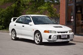 mitsubishi evo iv for sale rightdrive