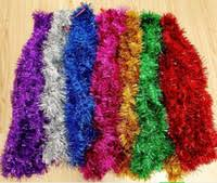 wholesale tinsel garland buy cheap tinsel