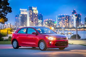 2018 kia rio 5 door pricing announced 14 995 cad starting price