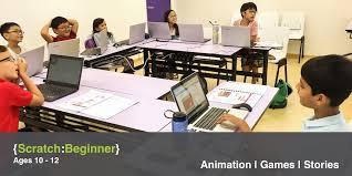 coder class coding enrichment classes for kids coding lab singapore