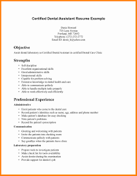 7 dental assistant resume templates mail clerked