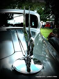 1937 packard eight swan ornament peachhead 5 000 000