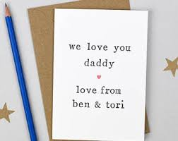 father birthday card etsy