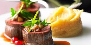recette de cuisine civet de chevreuil noisettes de chevreuil sauce grand veneur facile recette sur