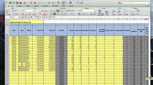 Sales Lead Tracking Spreadsheet Inside Sales Agents Isa Real Estate Tracking Sheets Youtube