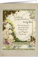 congrats on wedding card wedding congratulations cards for from greeting card universe