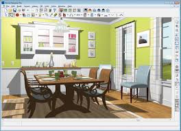 architectures free home design software of dining room 3d design