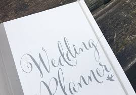 The Wedding Planner Book Luxury Wedding Stationery And Planners Lifestylelinked Com