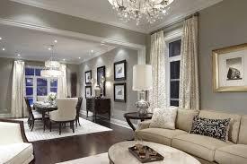 regency estates model home goes big grand light gray walls