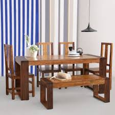 4 seater dining table with bench exquisite decoration 6 seater dining table dazzling dining tables