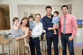 hgtv property brothers the property brothers tackle an urban reno fit for a modern family