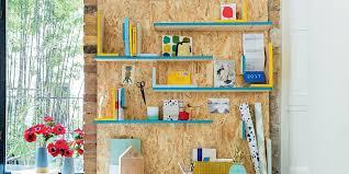etageres bureau bricoler des étagères de bureau à l esprit mood board
