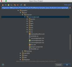 android license plusnative android license sle