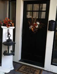 fall decor front door entryway ideas