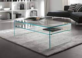 Glasses Coffee Table All Glass Contemporary Coffee Tables Leandrocortese Info