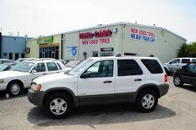 Ford Escape Horsepower - 2001 ford escape xlt white 4x4 suv sale