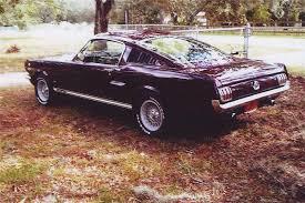 mustang vintage barrett jackson 1965 ford mustang mustangs