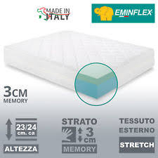 materasso memory eminflex eminflex materassi in vendita ebay
