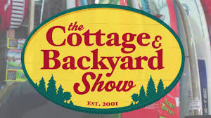 the cottage u0026 backyard show 2016 day 2 youtube