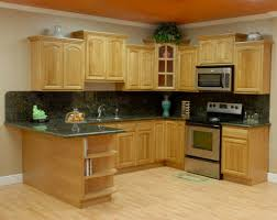 kitchen fancy kitchen colors with oak cabinets and black