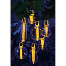 led edison string lights edison style bulb warm white led string lights