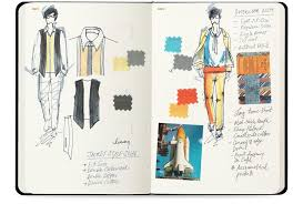 fashionary mens a5