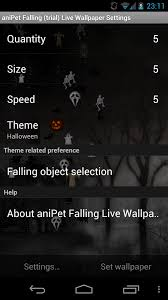 live halloween wallpaper tricks and treats halloween live wallpaper roundup android central