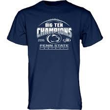 penn state football big ten champs tshirt 2016 nittany lions psu