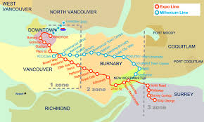vancouver skytrain map loopp navi vancouver map