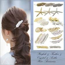 starfish hair clip awesome shop rakuten global market starfish feathered