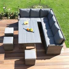 woven patio furniture rattan patio furniture sale tags rattan table and chairs garden